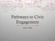 (13) Pathways to Civic Engagement