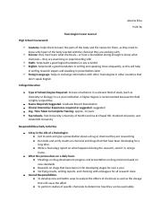 Career Journal (Toxicologist).docx