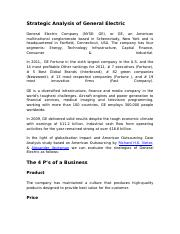 63797099-Strategic-Analysis-of-General-Electric