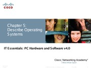 Describe Operating Systems PPP