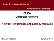 EE450-U1-PerformanceMeasures-Nazarian-Summer12