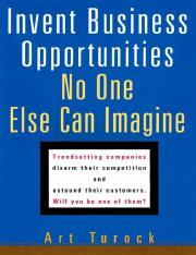 Career Press - Invent Business Opportunities No One Else can Imagine.pdf