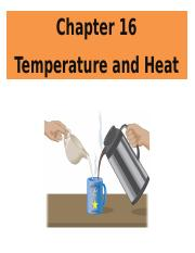 Chapter 16 temperature and heat_PUNEET
