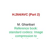 10-Advanced Video Coding-Part2