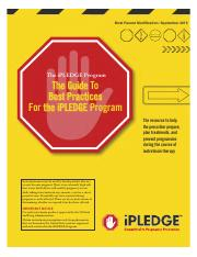 Activating Registration Ipledge Registration Must Be Activated In
