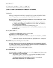 Textbook notes chapter 12- MS