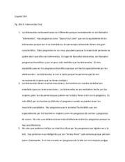 Pg 206 D. Intercambio Oral