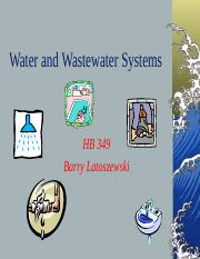 Chapter+5,+Water+and+Waste+Water+Systems.ppt