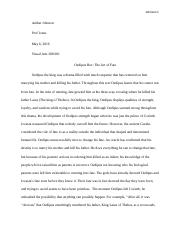Oedipus Research Paper.docx