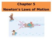 Physics Chapter 5
