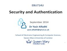 Security and Authentication - Week1.pdf
