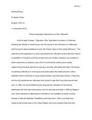 Sex Offender Paper.docx