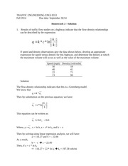 TE Homework 2 - Solution
