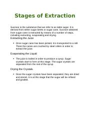 Stages of Extraction.docx