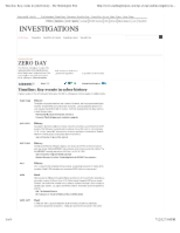 7-3-12 WashPost Timeline- Key events in cyber history