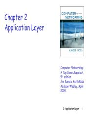 ch06-Application Layer