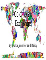 Colombian Exchange.pptx