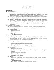 Political Science 109B Midterm Study Guide.docx