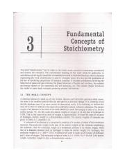 Stoichiometry and Process Calculations 3 Fontamental Concepts of Stoichiometry.pdf