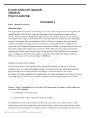 assessment 1 leadership.pdf