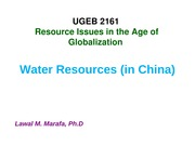 2015_Lecture_12_Water Resources _in China__prt