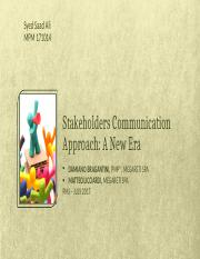 Stakeholders Communication Approach.pptx