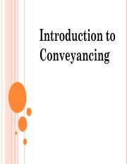 Introduction to Conveyancing - Part 2 - Copy.pdf