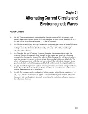 1_Ch 21 College Physics ProblemCH21 Alternating Current Circuits and Electromagnetic Waves