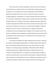 comm based writing assignment 2nd draft