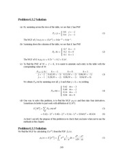 Problem Solutions,2nd Edition (STAT) 249