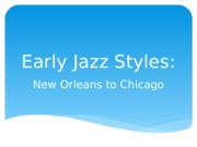 1327_Early Jazz NO Chicago