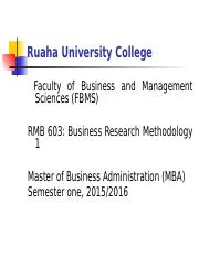 Lesson 1 An Overview of Business Research methodology 2.ppt