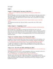 History 491 Quiz 4 Study Guide