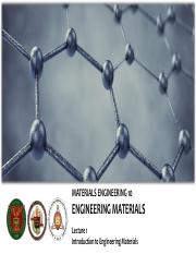 MatE 10 Lecture 1 (Introduction to Engineering Materials).pdf