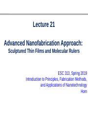 Lecture 21 esci 313 sp19 STF and Mol ruler.pptx