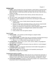 Chaptwe 11 notes