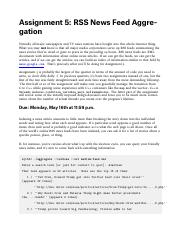 Assignment 5_ RSS News Feed Aggregation.pdf