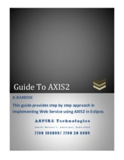 Guide_To_AXIS2