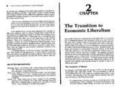 The International Economy_Chap2_The Transition to Economic Liberalism