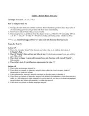 Test3_ReviewSheet