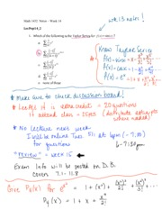 Bekki George Lecture notes 14