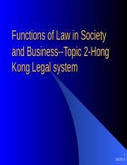 Topic 2-Legal system.ppt