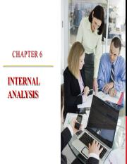 Lecture-10 Business Internal Analysis-Updated