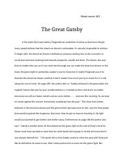 The Great Gatsby 3.docx