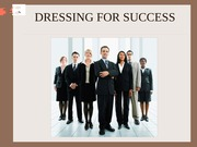 Dress for success BFP
