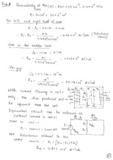 Tutorial Assignment 5 Solutions