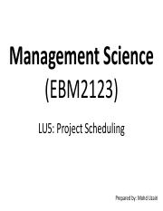LU5_Project_Schedueling_v2_-_for_student.pdf