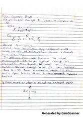 Polar Covalent Bond Class Notes