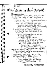 Hole in our Gospel notes ch 1