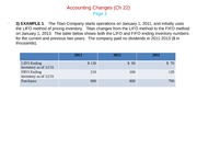 posted Accounting Changes in-class examples